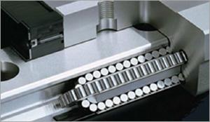 MC Machinery MCV-B Series roller ways